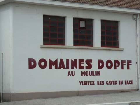 Dopff au Moulin, Riquewihr, France