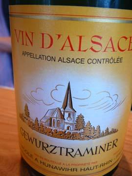 Gewurztraminer Vieilles Vignes 2009