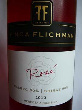 Rosé Finca Flichman