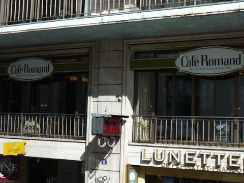 Café Romand - Lausanne