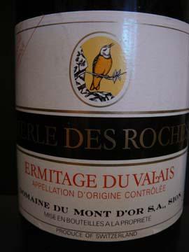 Merle des Roches 1997