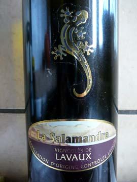 Salamandre Blanc 2009