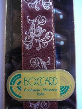 Truites du Léman Confiserie Boccard