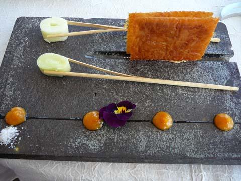 Foie gras de canard cuit au naturel