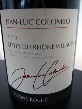 Bonne Roche Jean-Luc Colombo 2010