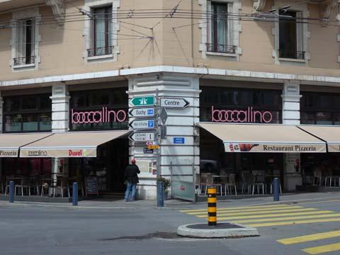 Boccalino - Lausanne
