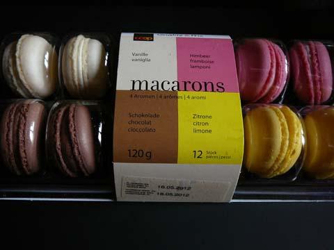 Macarons Coop
