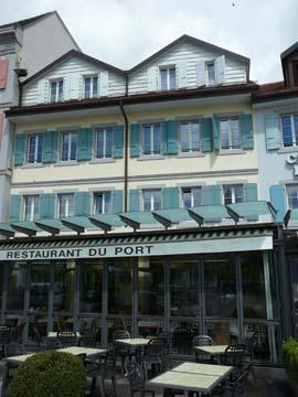 Restaurant du Port - Lausanne