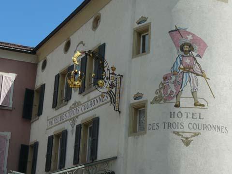 Trois Couronnes - Martigny