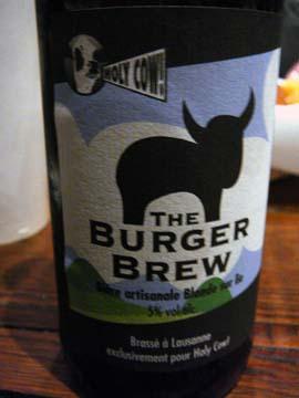 Bière Burger Brew