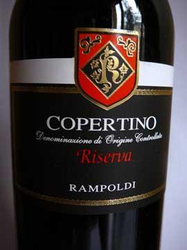 Copertino Riserva Rampoldi 2007