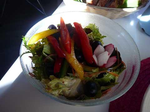 Metropolis Morges  - Salade Verte
