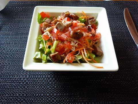 Salade du jour - L'Usine, Aigle