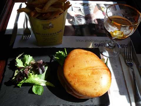 Bruxelles Café - Lausanne