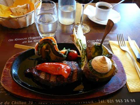 Tango Restaurante Grill Argentino - Territet-Montreux
