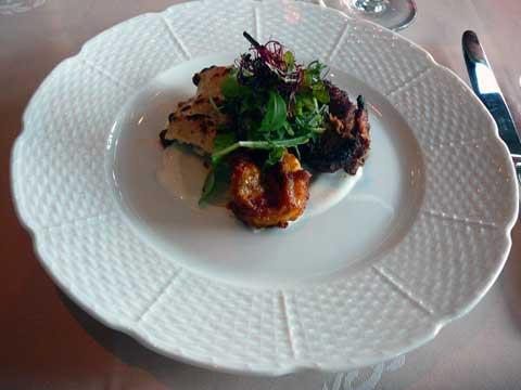 Assiette de dégustation Kabab Platter