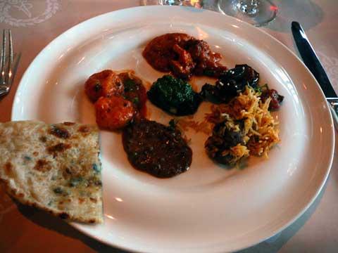 Assiette de dégustation Tamarind