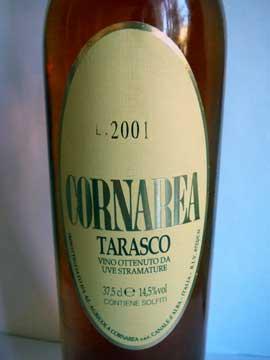 Tarasco Cornarea 2001