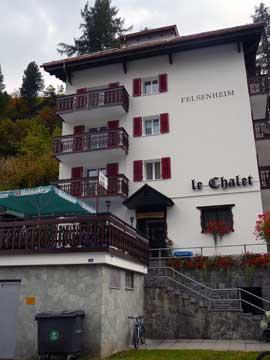 Le Chalet, Da Giuseppe - Zermatt