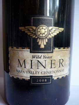 Miner Wild Yeast Chardonnay 2008