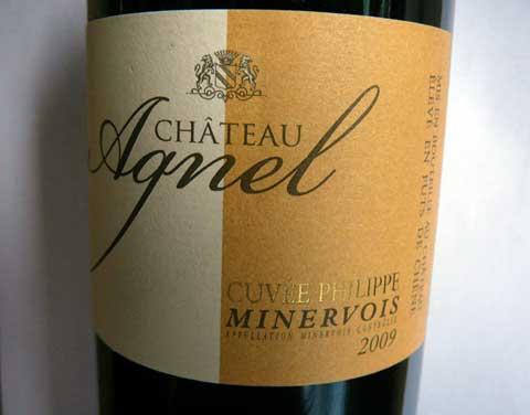 Château Agnel Cuvée Philippe 2009