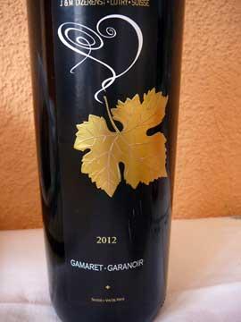 Gamaret Garanoir 2012, Dizerens
