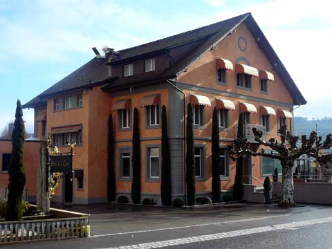Hôtel de la Gare de Lucens
