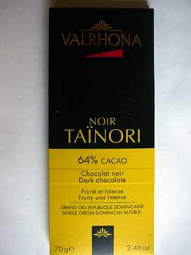 Chocolat Valrhona Taiori