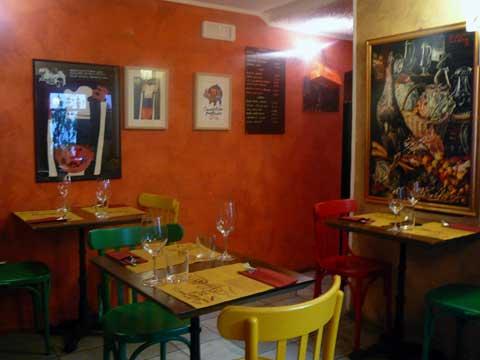 Le Bar A' Vin - Aoste, Italie