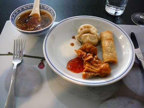 restaurant le Lotus à Vevey