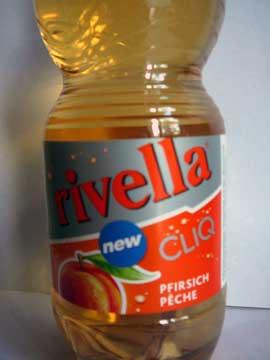 Rivella CLIQ Pêche