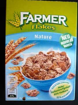 Farmer Flakes Nature