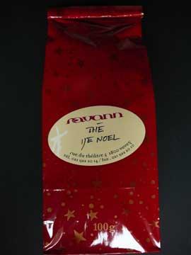 Thé de Noël Ravann