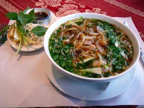 Soupe impériale (Bun Bo Hue)