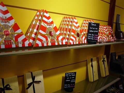 Chocolaterie Wodey-Suchard Neuchâtel