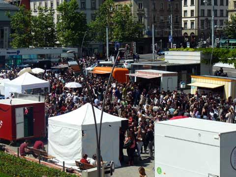 Foodtruck Festival Lausanne