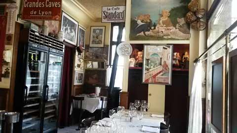 Restaurant Boeuf Rouge, Genève