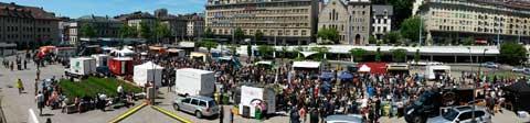 Food Truck Festival Lausanne 2015