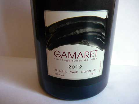 Gamaret 2012, Bernard Cavé