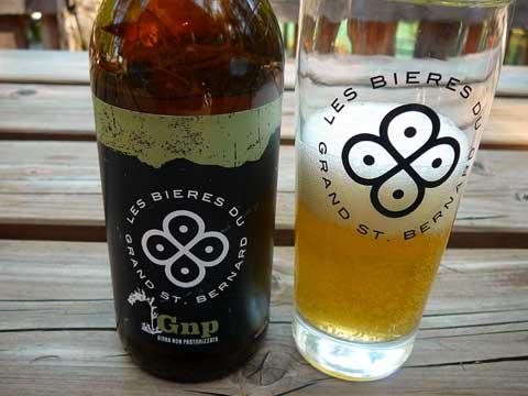 Bières du Grand-St-Bernard GNP