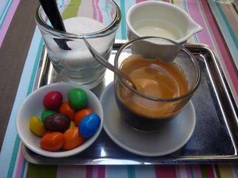 Le café mms du Café des Bains
