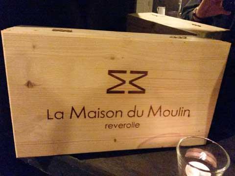 Maison du Moulin, Reverolle