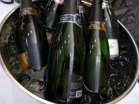 Salon du Champagne de Genève 2015