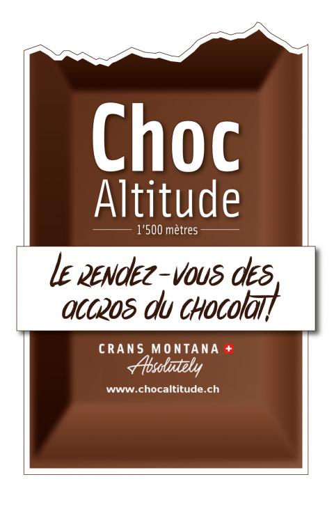 Salon du Chocolat ChocAltitude, Crans-Montana
