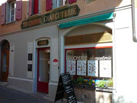 Boucherie Nardi, Cully