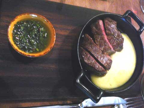 Steak chi-me-churri