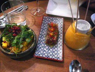 Restaurant Eat Me Lausanne