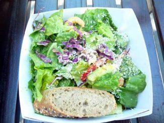 Restaurant Food Truck El Salad, Genève