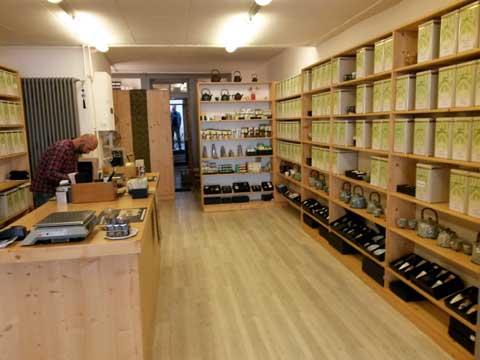Comptoir des Thés - Fribourg