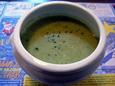 Soupe Vichisoise